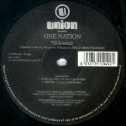 One Nation – Millenium (IMPORT)