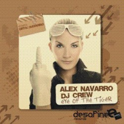ALEX NAVARRO & DJ CREW-Eye of tiger
