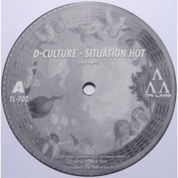 D-Culture ‎– Situation Hot