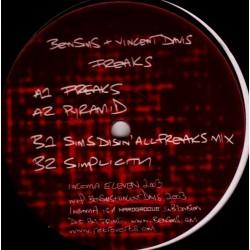 Ben Sims + Vincent Davis – Freaks (BUSCADISIMO¡¡)
