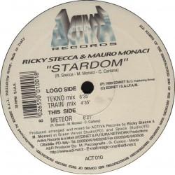 Ricky Stecca & Mauro Monaci – Stardom