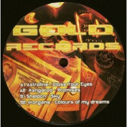 Gold Records EP (INCLUYE SHELDON & MORGANA¡¡)