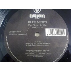 Blue Minds  – The Ghost In You