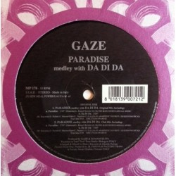 Gaze  – Paradise Medley With Da Di Da
