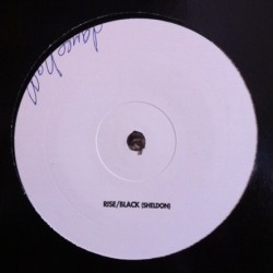 Sheldon ‎– Rise / Black