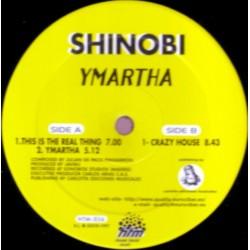Shinobi – Ymartha EP (COPIA NUEVA,AUTÉNTICA JOYA¡¡¡¡)