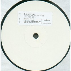OSIRIS  - Oneness With The Universe (TEST PRESSING ORIGINAL)