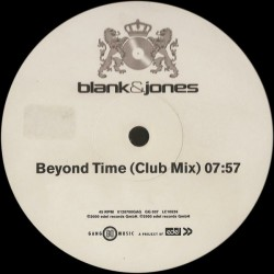 Blank & Jones ‎– Beyond Time (Club Mix)