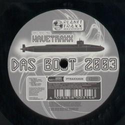 Chris Menzi Pres. Wavetraxx – Das Boot 2003 (IMPORT)