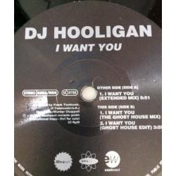 DJ Hooligan - I Want You (REMIX 95)