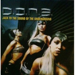 DONS – Jack To The Sound Of The Underground (EDICIÓN ALEMANA))