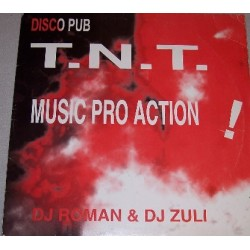TNT ‎– Music Pro Action (BOMBAZO DEL 95¡)