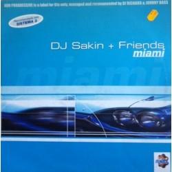 DJ Sakin & Friends - Miami(MAÑANITAS ROCKOLA,QUE RECUERDOS¡¡¡  COPIA NUEVA¡¡)