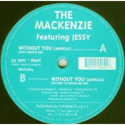 The Mackenzie Featuring Jessy – Without You (Arpegia) (JOYA¡)