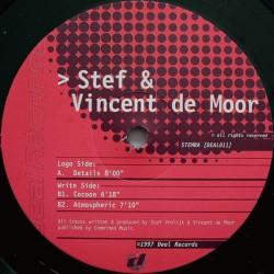 Stef  & Vincent De Moor – Details