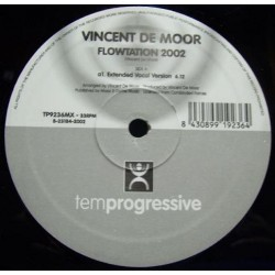 Vincent De Moor – Flowtation