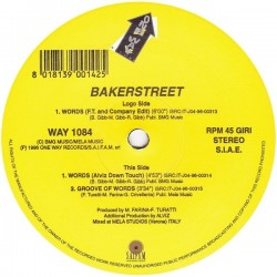 Bakerstreet ‎– Words