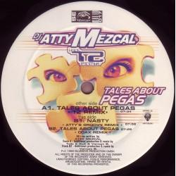 DJ Atty Mezcal – Tales About Pegas (MELODIÓN DEL 98¡)
