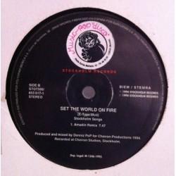 E-Type – Set The World On Fire (AMADIN REMIX)