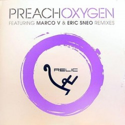 Preach ‎– Oxygen EP (TECHNAZO¡¡)