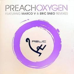 Preach – Oxygen EP (TECHNAZO¡¡)