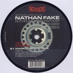 Nathan Fake - Outhouse Rmxs Part2 EP (BUSCADISIMO¡¡)