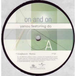 Yanou Featuring Do - On And On(FINO,FINO¡¡ CLASICAZO MADRID¡¡)