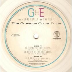 Jose Ogalla And Tony Beat – The Dreams Come True