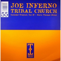 Joe Inferno ‎– Tribal Church (REMIX HARDHOUSE + ORIGINAL)