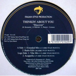 Discover ‎– Thinkin About You