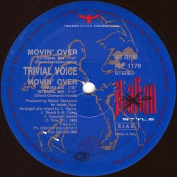 Trivial Voice – Movin Over