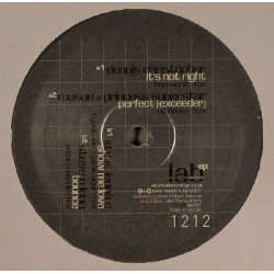 Lab Recordings EP1  (TEMAZOS BUMPIN¡¡)