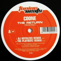 Coone - The Return (Remixes)  MUY BUENO¡¡