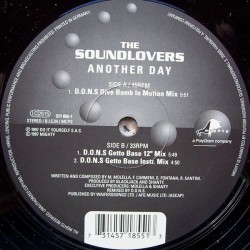 The Soundlovers ‎– Another Day (MELODIA DEL 97¡)