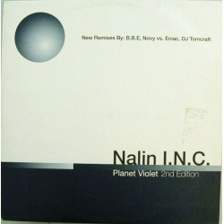 Nalin INC ‎– Planet Violet (2nd Edition)