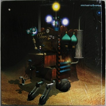 Microbots – I Didn't Know What To Expect