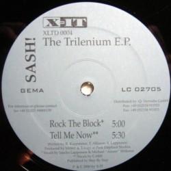 Sash – The Trilenium EP