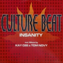 Culture Beat  - Insanity(incluye remix Kay Cee¡¡¡)  TEMAZO REVIVAL 2001¡¡