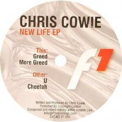 Chris Cowie – New Life EP