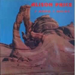 Alison Price - I Need I Want (BOMBAZO¡¡ NACIONAL)