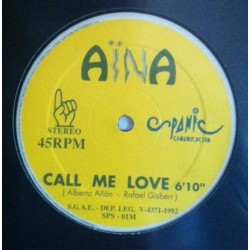 Aina ‎– Call Me Love