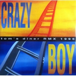 Crazy Boy ‎– Tom's Dinner (Remix)