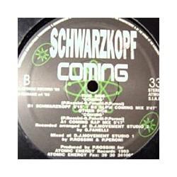 Schwarzkopf – Stop The War