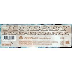 Jonesey – Independance