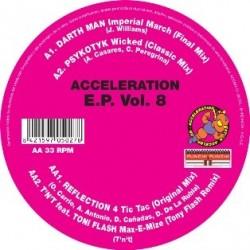 Acceleration E.P. Vol. 8 (INCLUYE IMPERIAL MARCH,PSYKOTYK & EL RELOJ¡¡)