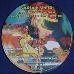 Captain Tinrib ‎– 2001 - The Final Frontnose