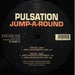 Pulsation  – Jump-A-Round (IMPORT)