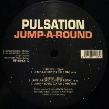 Pulsation  – Jump-A-Round (IMPORT)