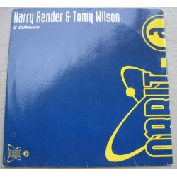Harry Render & Tomy Wilson ‎– 3 Colours (TEMARRACO¡¡)