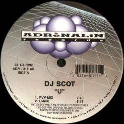 DJ Scot Project – U (EDICION AMERICANA)